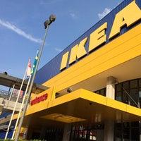 Photo taken at IKEA by Yorihiko Paul K. on 10/17/2013