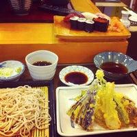 Photo taken at 鉄の寿司 by Yorihiko Paul K. on 8/10/2013