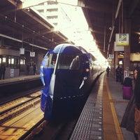Photo taken at Nankai Tengachaya Station (NK05) by Yorihiko Paul K. on 1/6/2013