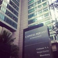 Photo taken at Capital Square Building by Yorihiko Paul K. on 6/10/2013