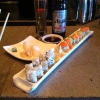 Photo taken at Nagoya Japanese Steakhouse & Sushi by T.J. on 2/24/2014
