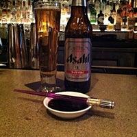 Photo taken at Nagoya Japanese Steakhouse & Sushi by T.J. on 11/18/2013