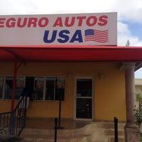 Photo taken at Seguros Autos USA by Gio D. on 4/13/2013