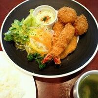 Photo taken at シーフードレストラン メヒコ福島店 by Kazuhito S. on 3/10/2013
