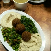 Photo taken at Jamrah Middle Eastern Cuisine by Danielle R. on 12/5/2015