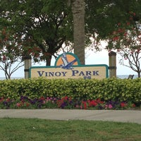 Photo taken at Vinoy Park by David W. on 4/22/2013