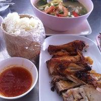 Photo taken at Somnuek Kaiyang by สุภาพร ว. on 12/15/2012