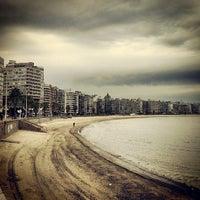 Foto tomada en Playa Pocitos por Agustín C. el 5/18/2013