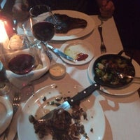 Photo taken at Dino & Harrys Steakhouse by Nicole C. on 7/19/2015