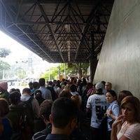 Photo taken at Terminal Metropolitano de Diadema by Henrique P. on 12/3/2012
