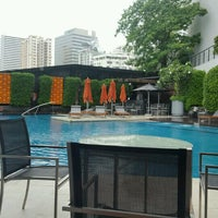 Photo taken at Outdoor Pool by jenney k. on 9/13/2016