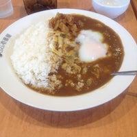 Photo taken at CoCo Ichibanya by Masashi S. on 7/17/2014