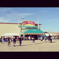 Photo taken at Pensacola Interstate Fairgrounds by Daniel L. on 10/21/2012