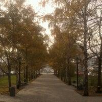 Снимок сделан в Парк-аллея «Восход» пользователем Alexandr B. 10/12/2012