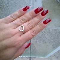 Photo taken at First Choice Nail by Alicia C. on 12/29/2012