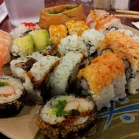 Photo taken at Kumo Japanese Seafood Buffet by Lisa on 11/20/2012