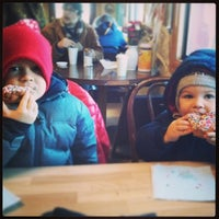 Photo taken at Granny's Gourmet Donuts by Donnie C. on 11/23/2013