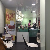 Photo taken at ChaTime (曰出茶太) by Jackie M. on 6/11/2013