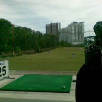 Photo taken at Subang Racquet & Golf Centre by 'Aziemah M. on 6/10/2013