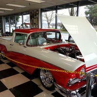 Photo taken at Mathewson's Auto & Tire by Parris B. on 11/29/2012