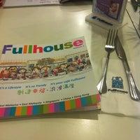 Photo taken at Fullhouse Wangsa Walk by NurDiyana R. on 11/23/2012