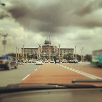 Photo taken at Kompleks Jabatan Perdana Menteri by Sakinah A. on 12/3/2012