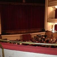 Photo taken at Teatro Carani by Alberto N. on 3/17/2013