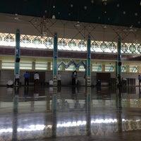 Photo taken at Masjid Raya Pondok Indah by Armudha I. on 6/12/2013