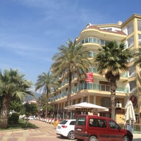 Photo taken at Cihan Türk Hotel by Ekaterina S. on 5/9/2013