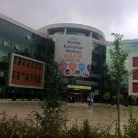 Photo taken at Özel Nilüfer Koleji Beşevler Kampüsü by hulya on 9/4/2013