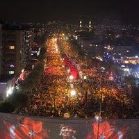 10/29/2013 tarihinde hulyaziyaretçi tarafından Fatih Sultan Mehmet Bulvarı'de çekilen fotoğraf