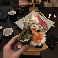 Photo taken at Sushi Garden by Dmitriy L. on 11/20/2017