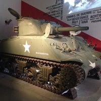 Photo taken at Bastogne Historical Center by Julie on 7/28/2014