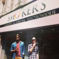 Photo taken at SmOker's by Benjamin W. on 6/17/2013
