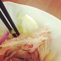 Photo taken at Lanna Thai 藍納泰 by Kin T. on 10/20/2012