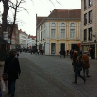 Photo taken at Steenstraat by Maria on 2/16/2013