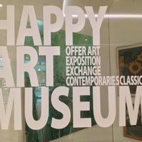 Photo taken at Happy Art Museum by M.Blokhina on 10/30/2012