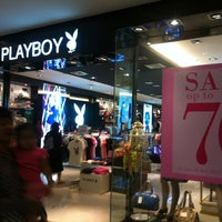 Photo taken at Playboy Shop by Nancy S. on 7/28/2013
