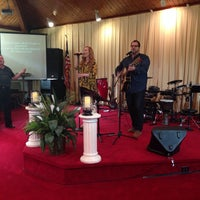 Photo taken at Hope Christian Fellowship by Shayna R. on 6/22/2014