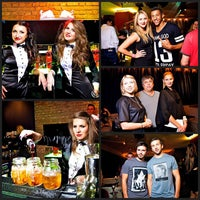 Photo taken at Johnnie Walker Whisky Lounge by Маша Т. on 10/28/2014