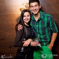 Photo taken at Johnnie Walker Whisky Lounge by Маша Т. on 10/24/2014