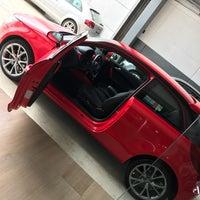 Photo taken at Audi Center Queretaro by Rene Z. on 6/30/2017