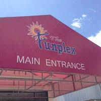 Photo taken at The Funplex by Brian S. on 5/26/2013
