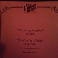 Foto scattata a The Liquor Rooms da Joanne C. il 8/21/2013