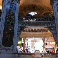 Photo taken at Palais de la Découverte by LAustin on 11/4/2012