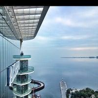 Снимок сделан в JW Marriott Absheron Baku пользователем S. S. 4/30/2013