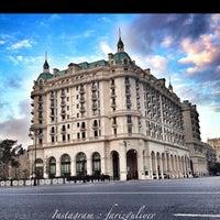 Снимок сделан в Four Seasons Hotel Baku пользователем S. S. 4/29/2013