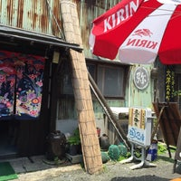 Photo taken at 西浦ひもの通り by Toru O. on 6/21/2015