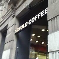 Photo taken at Arnold Coffee by Simon M. on 10/14/2012