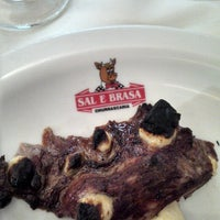 Photo taken at Sal e Brasa by Bruno B. on 8/27/2013